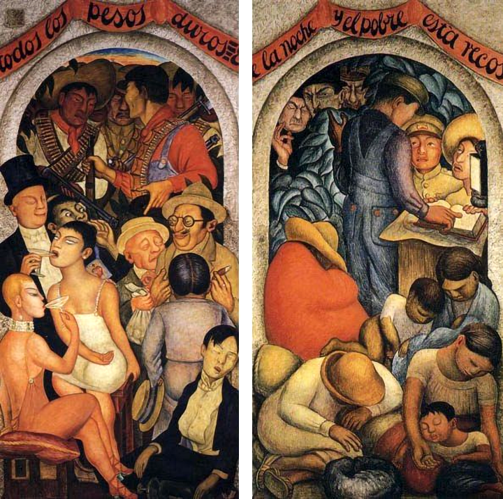 diego-rivera's-night-of-the-rich,-night-of-the-poor