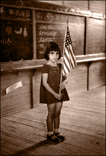 saying-the-pledge-of-allegiance,-photo-by-frank-delano,-a-puerto-rican-classroom,-1941