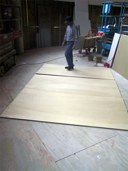 spanish-galleon-reconstruction,-by-john-rivera-resto,-2012,--laying-plywood
