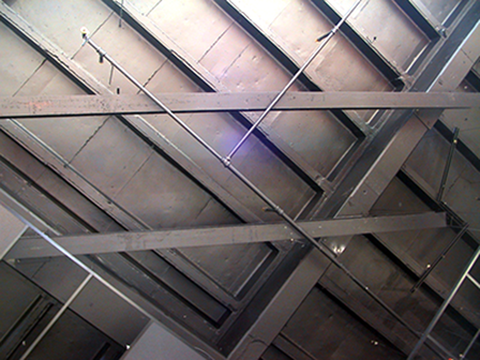 spanish-galleon-reconstruction,-by-john-rivera-resto,-2012,-ceiling-crossbeams