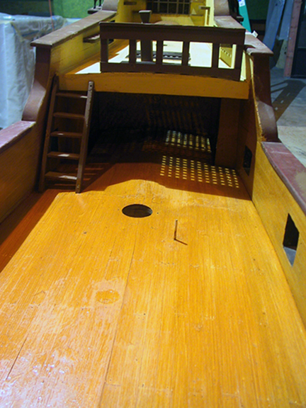 spanish-galleon-reconstruction,-by-john-rivera-resto,-2012,-main-deck-faux-finish-completed
