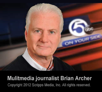 multimedia journalist brian archer