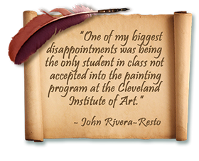quote: One of my biggest disappointments was being the only