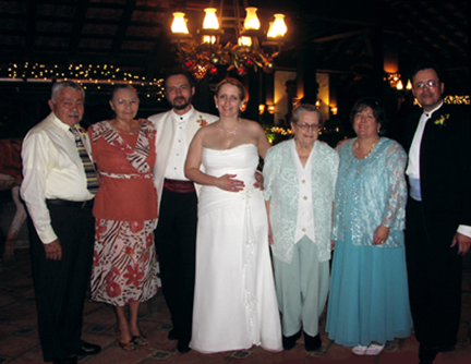 john-rivera-resto-and-nancy-lewis-wedding,-all the family